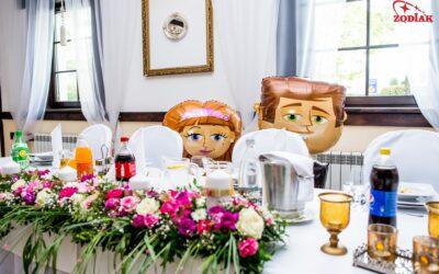 Przyjęcie weselne w Zodiaku